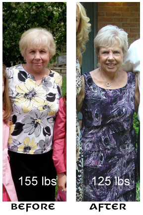 My Mom's Shakeology Success Story | Tom's Go For It Fitness